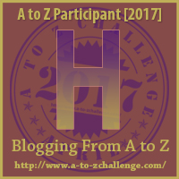 H is for Hope  #atozblogchallenge