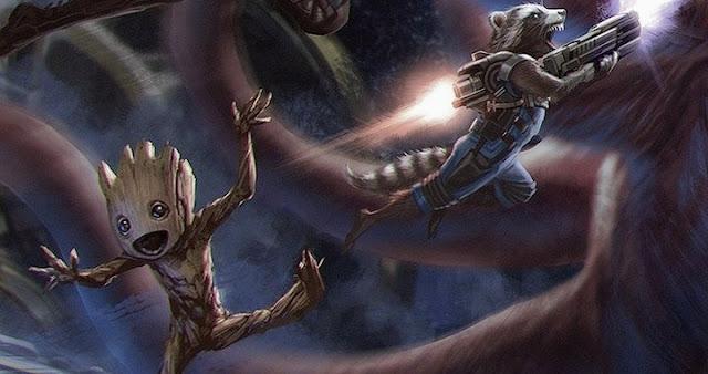 Vin Diesel sobre Groot en Guardianes de la Galaxia