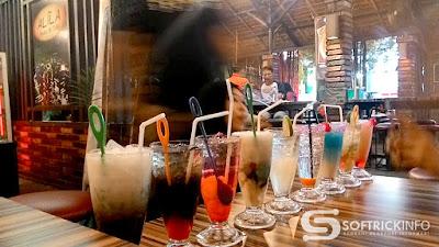 Aneka Minuman Alila Resto & Cafe Pontianak