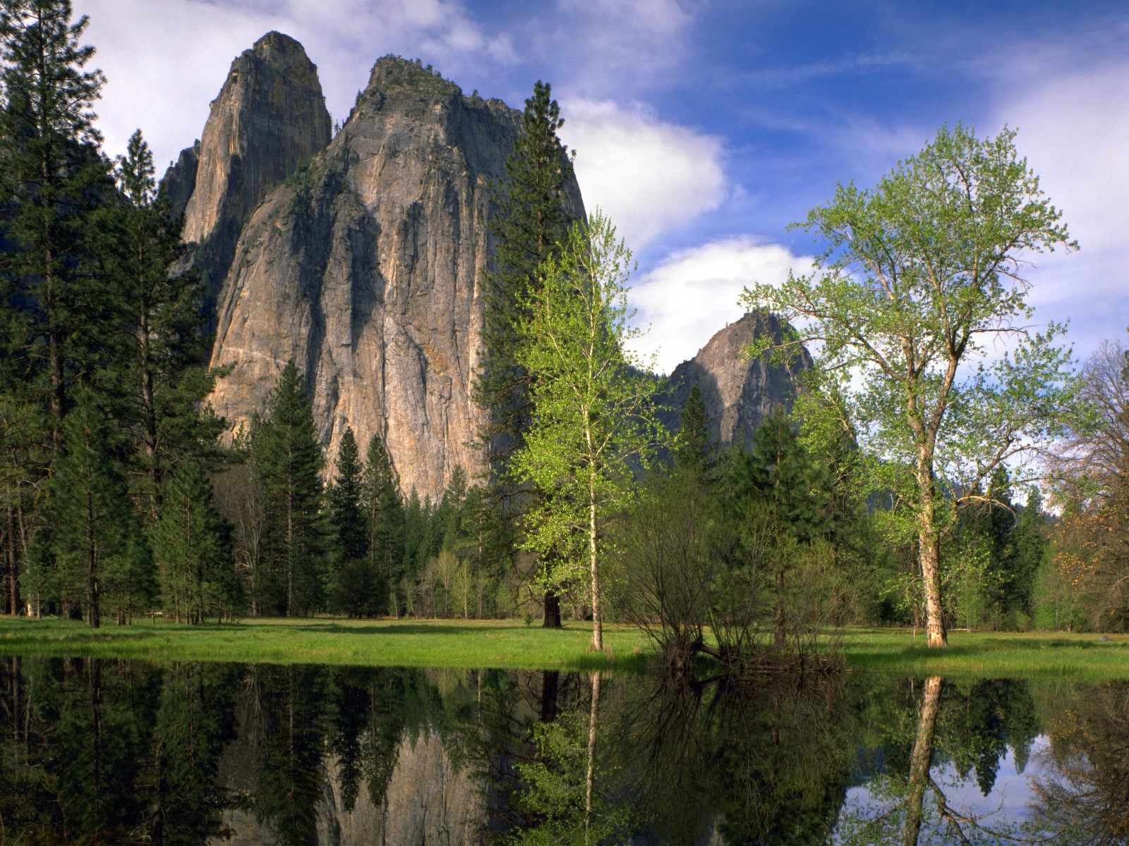 Wallpapers Unlimited: Yosemite National Park, California, USA