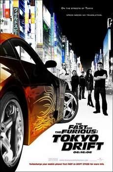 Rapido y Furioso 3 (2006) DVDRip Latino