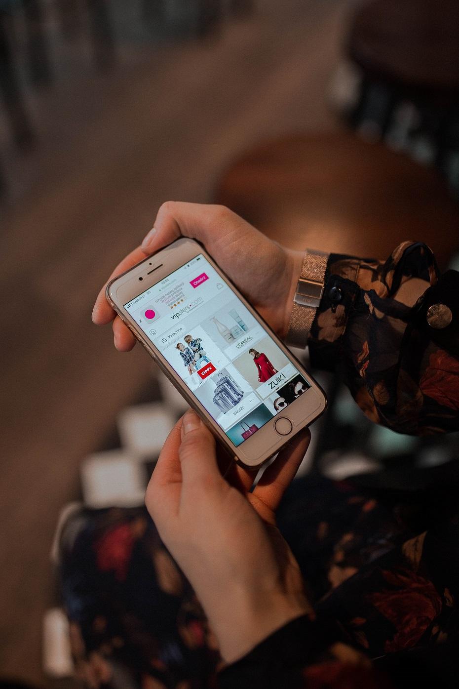 Platforma zakupowa Vipsters - sposób na zakupy, bez wychodzenia z domu!