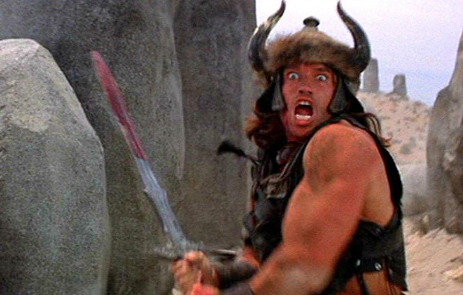 Conan 2011 Beautiful conan the barbarian (1982)   the blog of delights