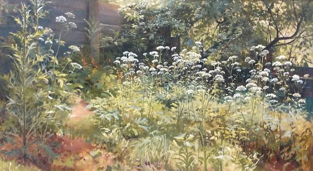И.И. Шишкин Сныть-трава. Парголово, 1885 г.