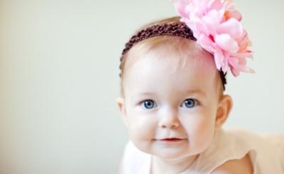 bayi perempuan jerman