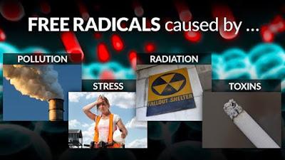 Kanser Di Usia Muda, Vivix, Kanser, oxidative stress, cara mengurangkan oxidative stress, radikal bebas penyebab kanser, baiki sel badan, antioksidan, resveratrol,  Punca kanser di usia muda
