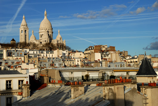 Romantic Montmartre & Je T'Aime, Me Neither Giveaway!