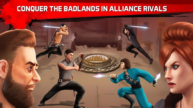 Into the Badlands Blade Battle Full Characters Unlocked MOD Unlimited Money v1.0.7 Apk Android Update Terbaru