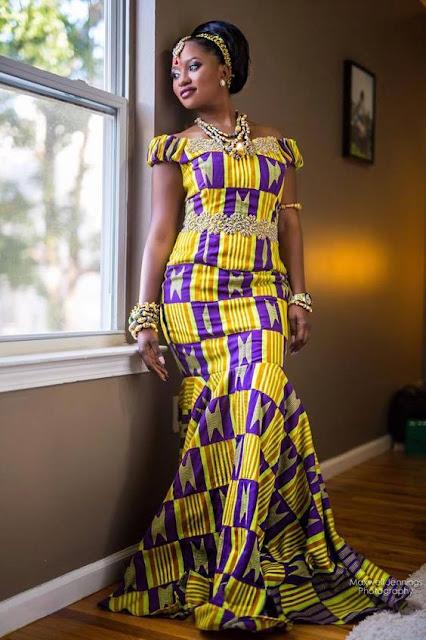 African design kitenge