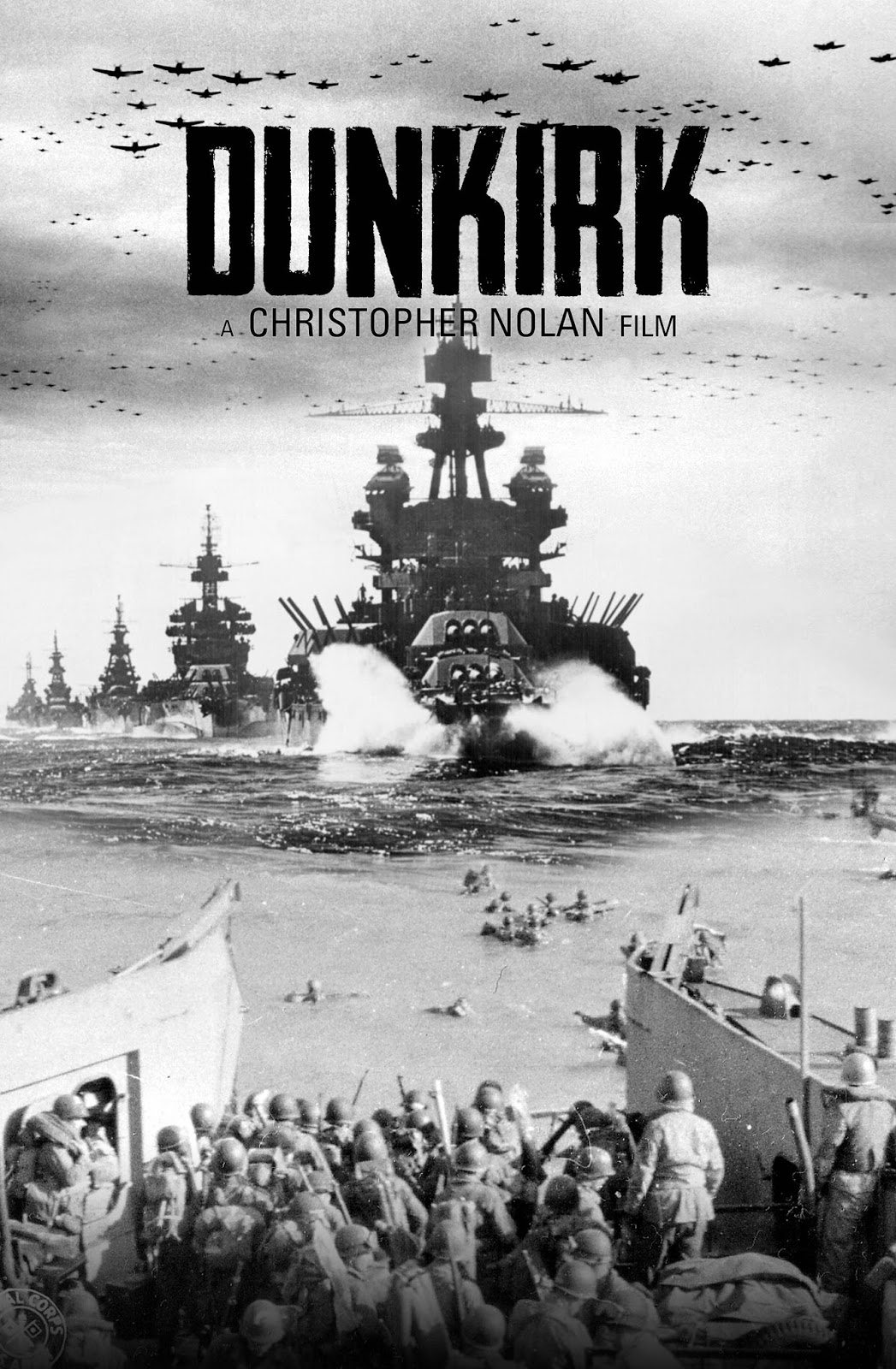 Dunkirk (2017) Full Movie Download DVDrip HD