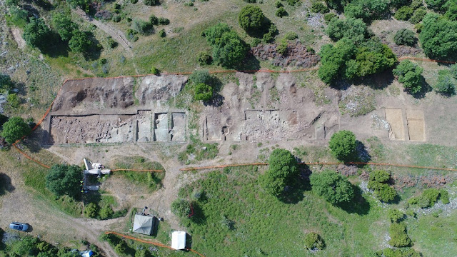New archaeological sites unearthed in Greece during construction of Trans Adriatic Pipeline
