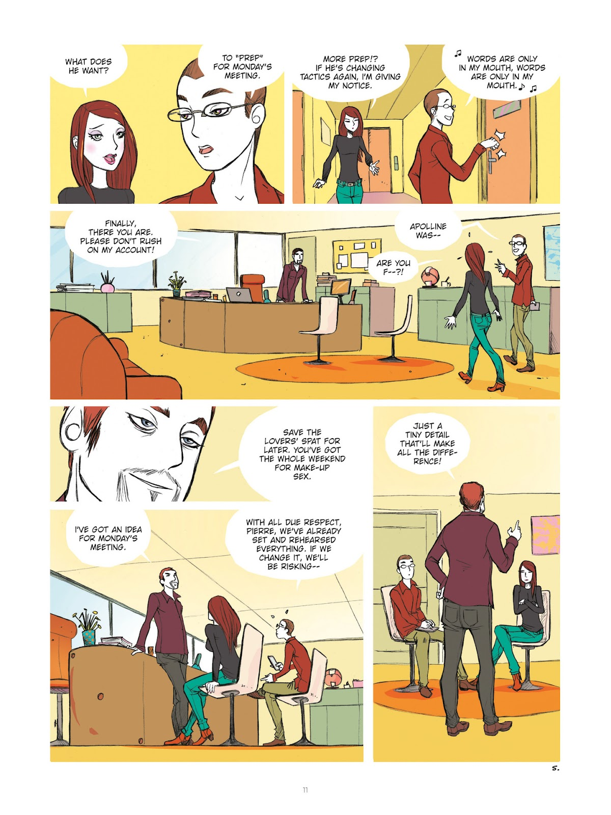 Read online Diary of A Femen comic -  Issue # TPB - 13