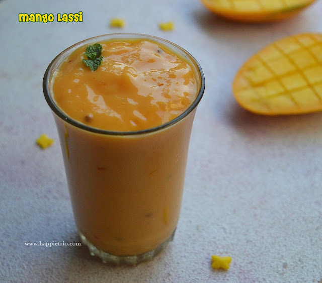 Mango Lassi Recipe | How to prepare  Mango Lassi