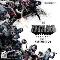 Segunda temporada de Titans