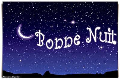 Tendre sms d'amour pour souhaiter bonne nuit