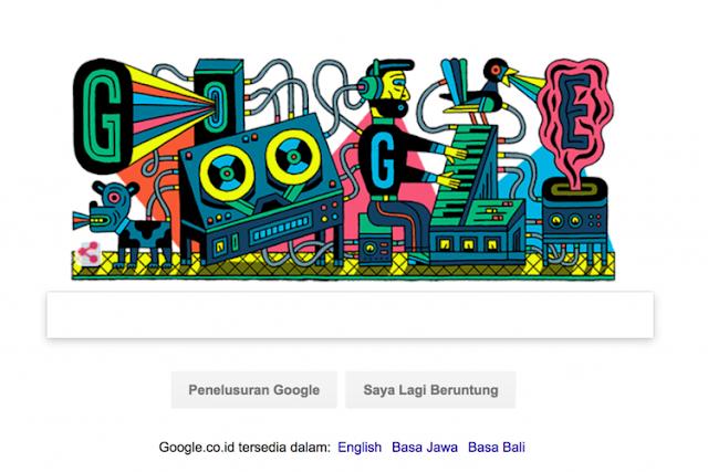 Apa Itu Studio Musik Elektronik yang Jadi Google Doodle Hari Ini