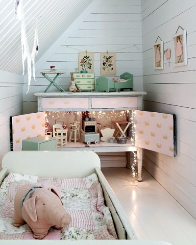 Vintage Kids Room: Orsa Maggiore Vintage: Vintage For The Kids?