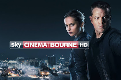 sky CINEMA BOURNE HD - Astra Frequency