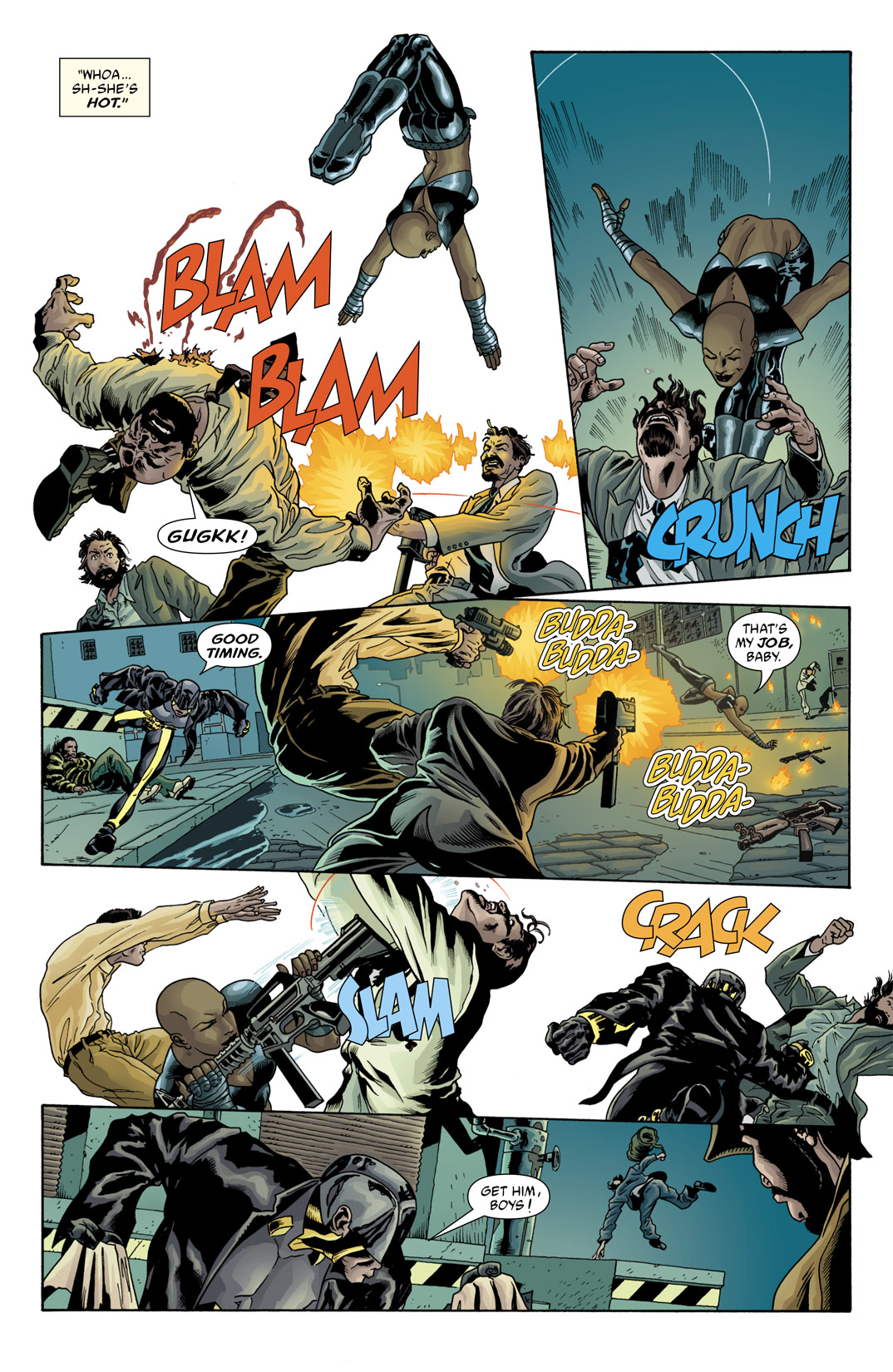 Detective Comics (1937) 795 Page 28