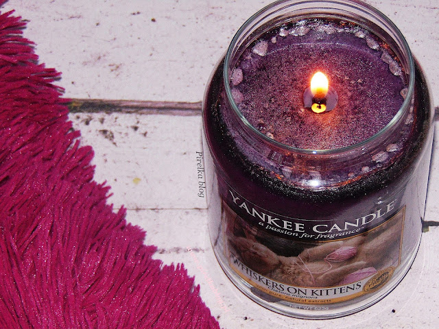 Yankee Candle, Whiskers On Kittens
