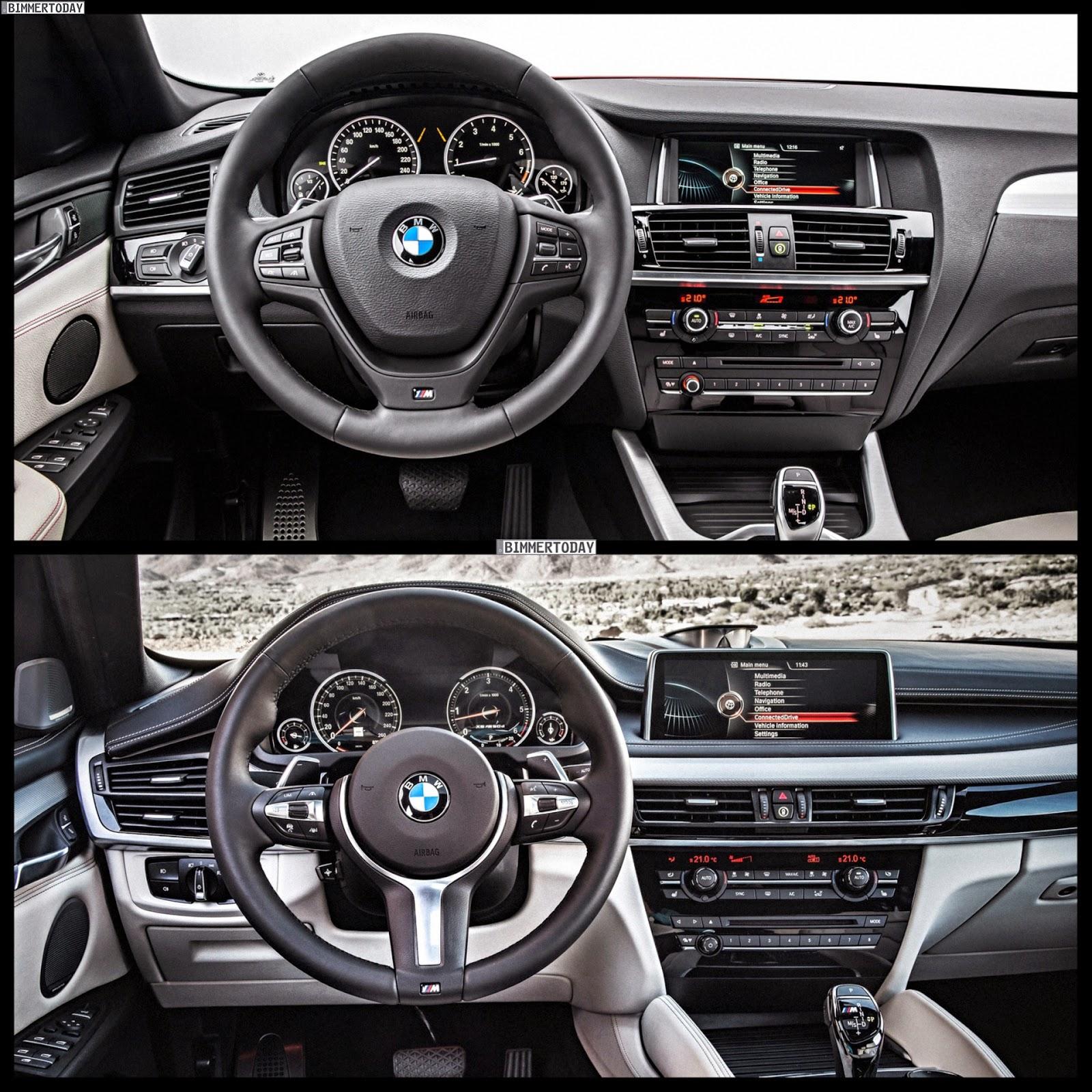 2015 Bmw X4 Vs 2015 Bmw X6 Which One To Buy Big