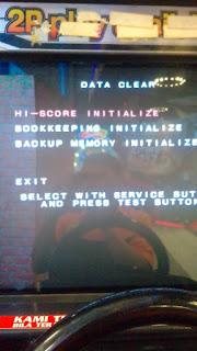 perbaikan maximum tune please reboot to clear system