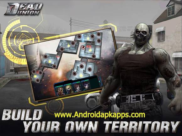 Dead Union Apk MOD (Unlimited Ammo/Health) v1.9.3.6615 Full OBB Data Latest Version Gratis 2016 Free Download