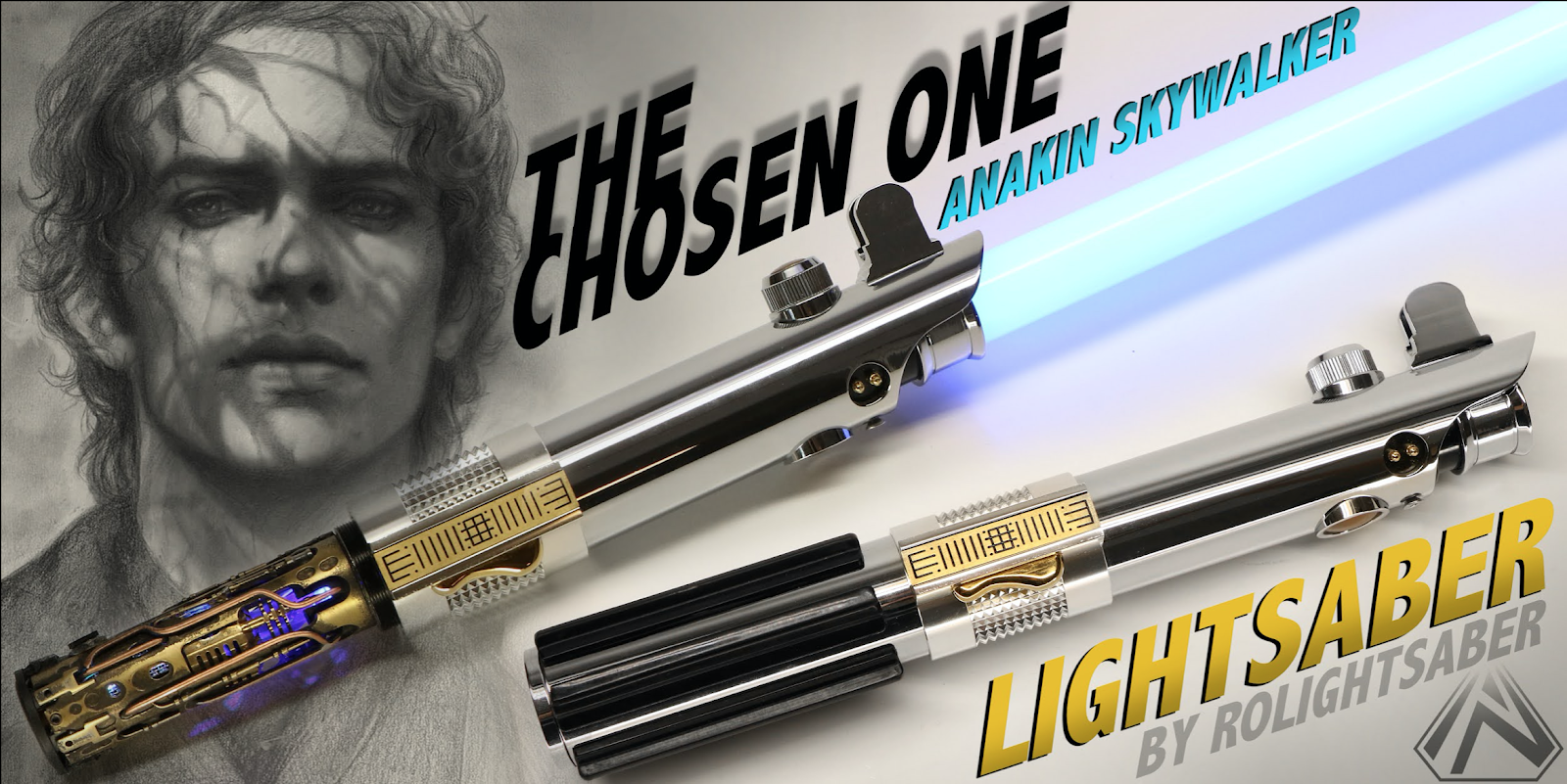 The Chosen One ANAKIN Lightsaber