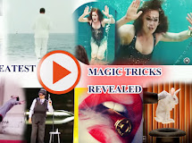 GREATEST MAGIC TRICKS REVEALED