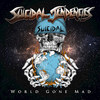 """Suicidal Tendencies- """"World Gone Mad"""""""