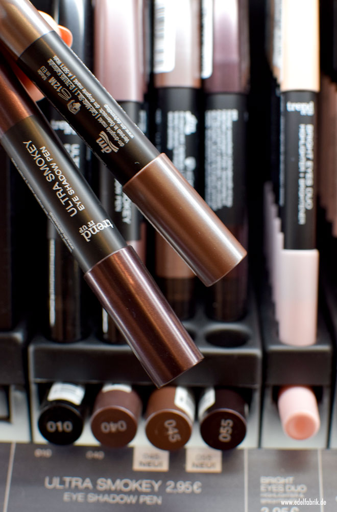 trend IT UP Ultra Smokey Eyeshadow Pen, Sortimentsupdate