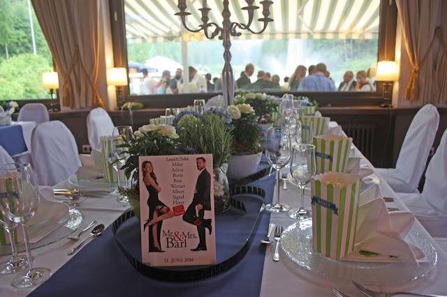 Tischplan Kino-Plakate - Großes Kino - Hochzeit im Riessersee Hotel Garmisch-Partenkirchen, Bayern - Wedding in Garmisch, Bavaria  #riessersee #hochzeitshotel #Garmisch #Bavaria #Bayern #heiraten #Hochzeit #Kino-Motto #wedding venue #abroad