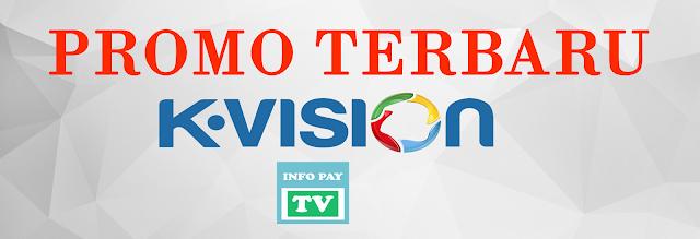 Promo K Vision Bulan April 2017