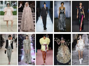 Fashion Week: Haute Couture printemps/été 2018