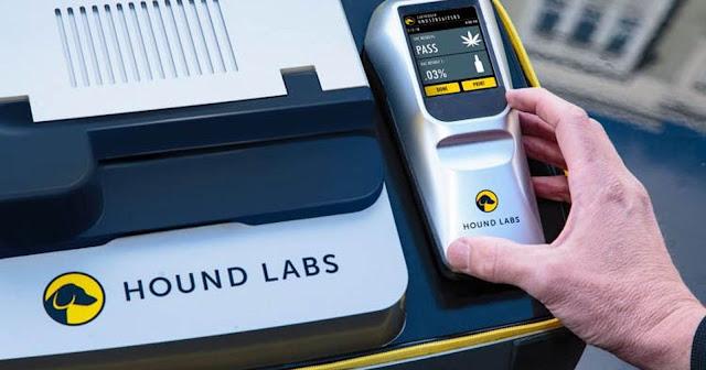 Scientists Unveil Weed Breathalyzer, Launching Debate Over Next Steps