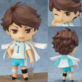 Figura Toru Oikawa Nendoroid Haikyuu!!