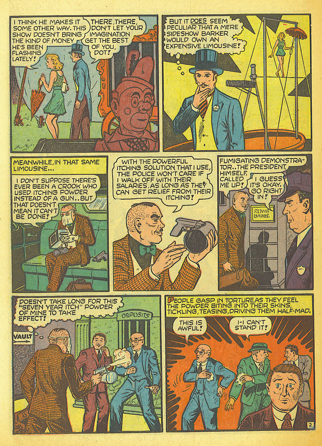 Read online Action Comics (1938) comic -  Issue #58 - 48