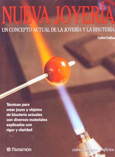Manual nueva joyeria y bisuteria - un concepto actual joyeria y bisuteria