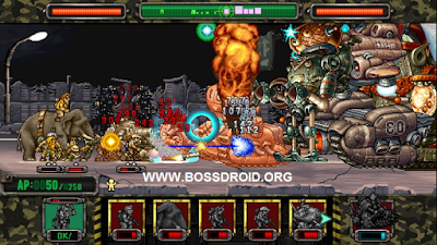 Download Game Metal Slug Attack Mod Full APK