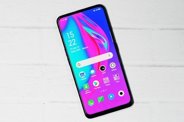 Features Oppo F11 Pro