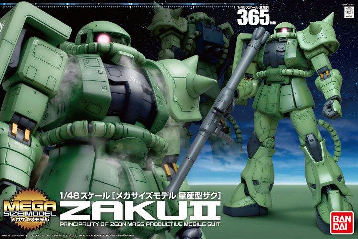 model 1 48 zaku - photo #12