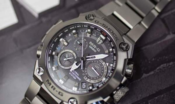 Jam tangan Casio G Shock MR-G limited edition