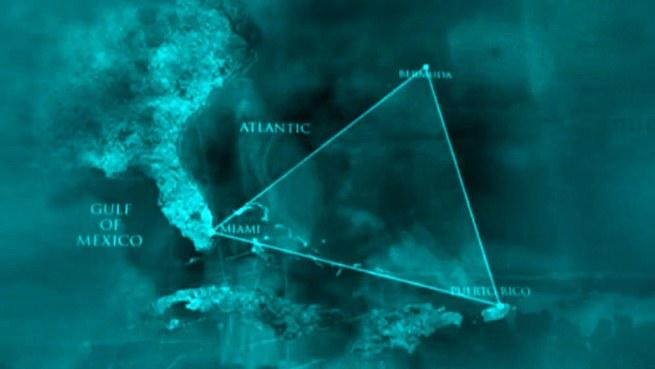 Laut Paling Misterius di Dunia