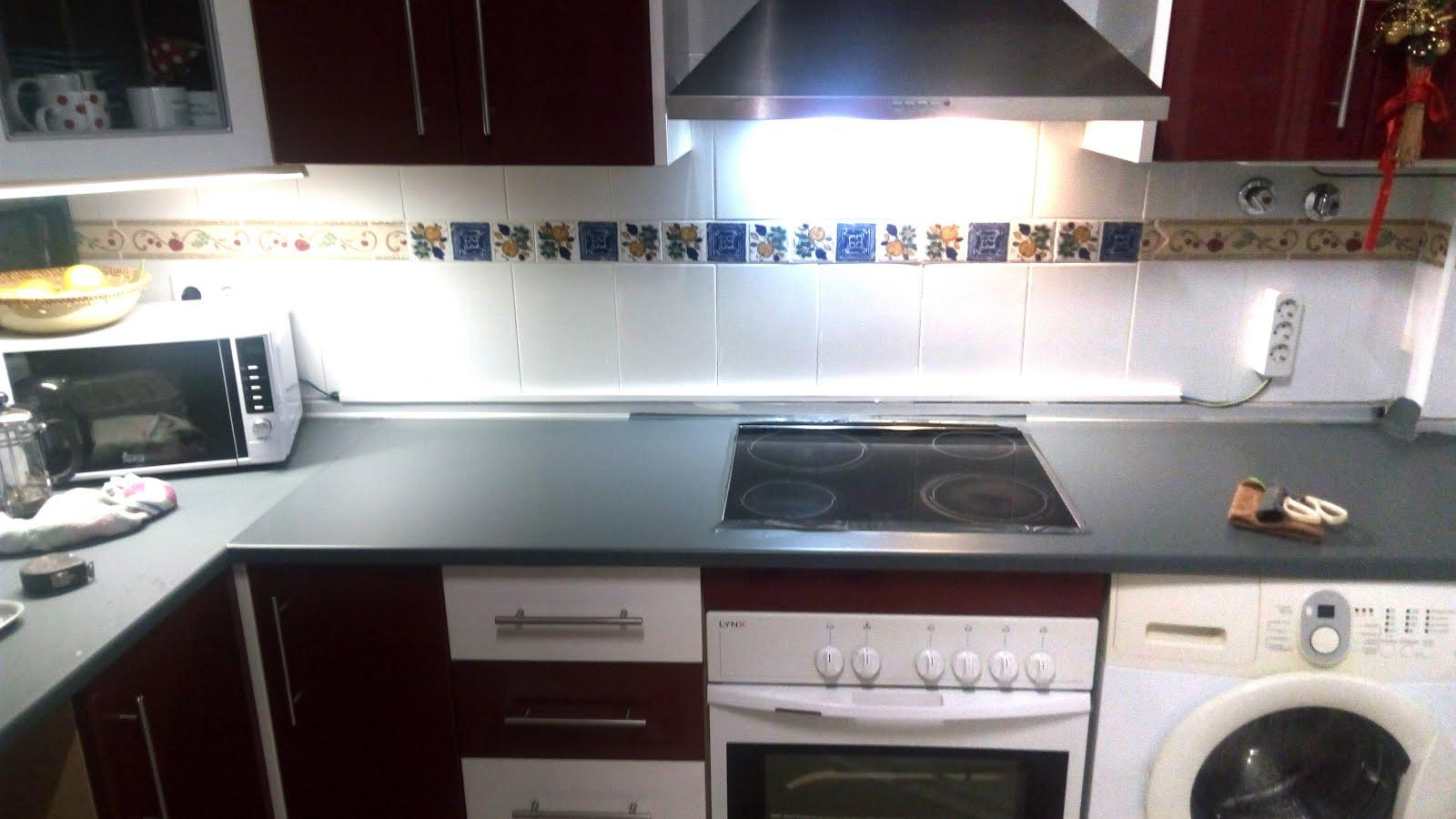 Renueva la encimera de tu cocina for Coste cocina nueva