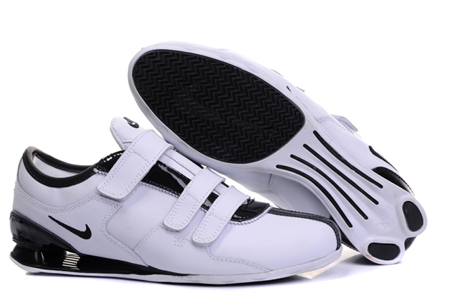 best sneakers 465fa 0e496 Cheap Nike Shox Classic Mens Shoe Black Red Sale Online.