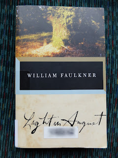 Light in August by William Faulker | Two Hectobooks
