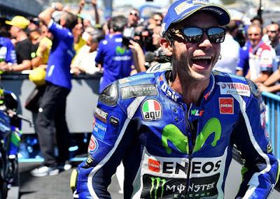 Valentino Rossi: Ternyata Saya Sudah Tua!