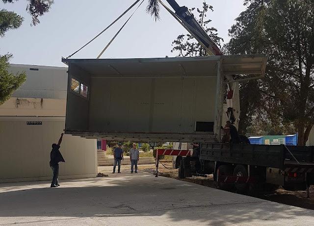 Μια νέα αίθουσα, δώρο του Δήμου Ναυπλιέων, στο μουσικό σχολείο Αργολίδας