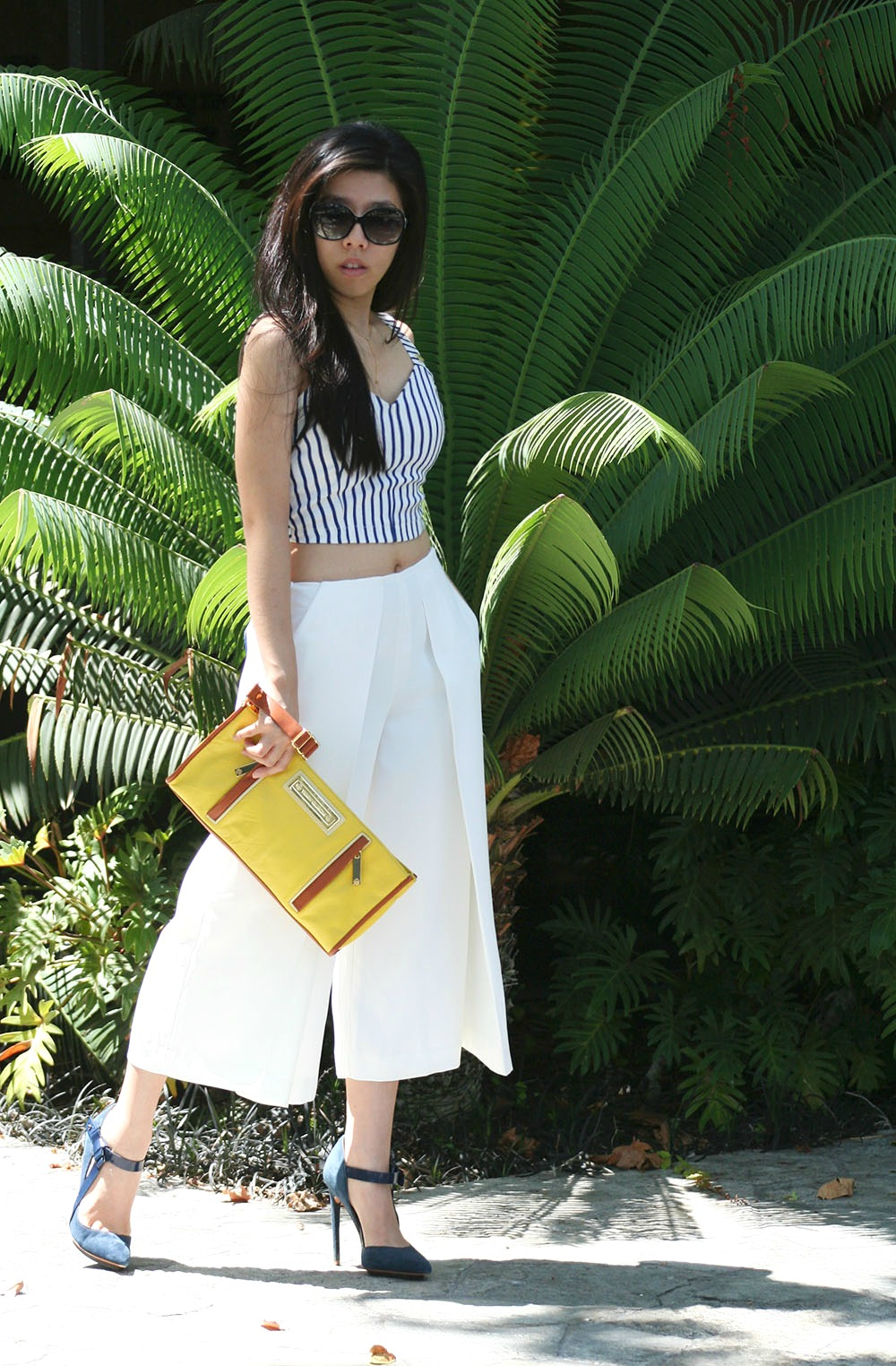 Adrienne Nguyen_Invictus_How to Wear Crop tops with Culottes