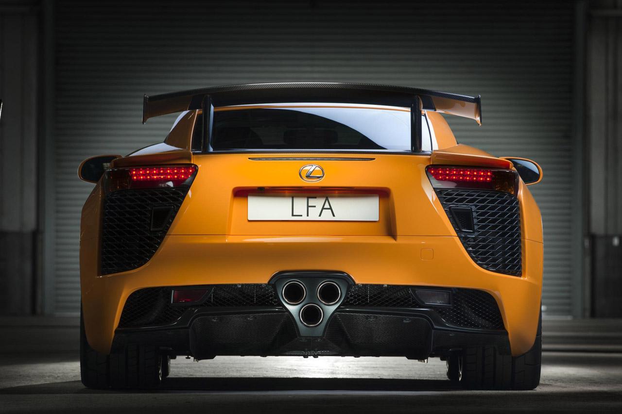 Lexus V Sports Car